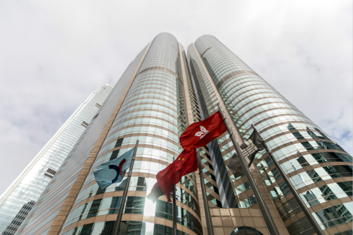 The Stock Exchange of Hong Kong. Photo: VCG