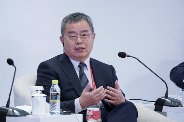 Li Yang, chairman of the National Institution for Finance & Development. Photo: VCG