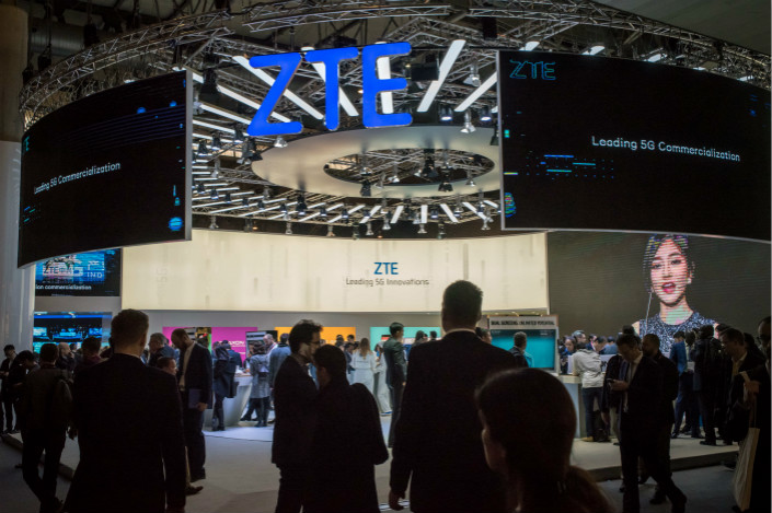 ZTE postpones earnings report after being slapped with U.S.  exports ban
