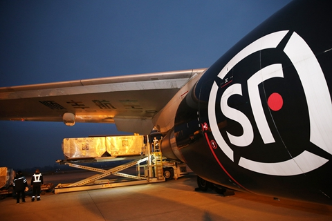 SF Express launched services in 53 countries and regions as of the end of 2017. Photo: VCG