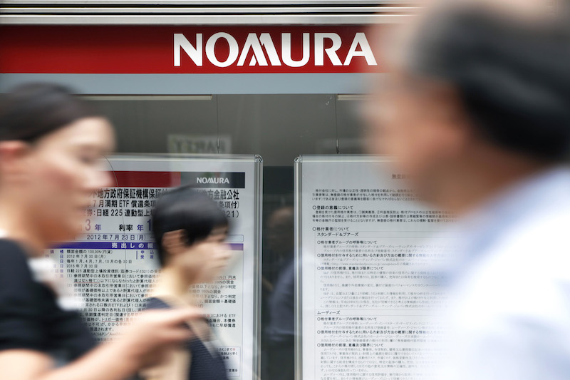 Nomura has applied to Chinese regulator for majority ownership in securities brokerage venture. Photo: VCG
