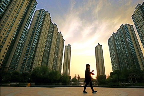Real estate developers are facing mounting debt repayments this year. Photo: VCG