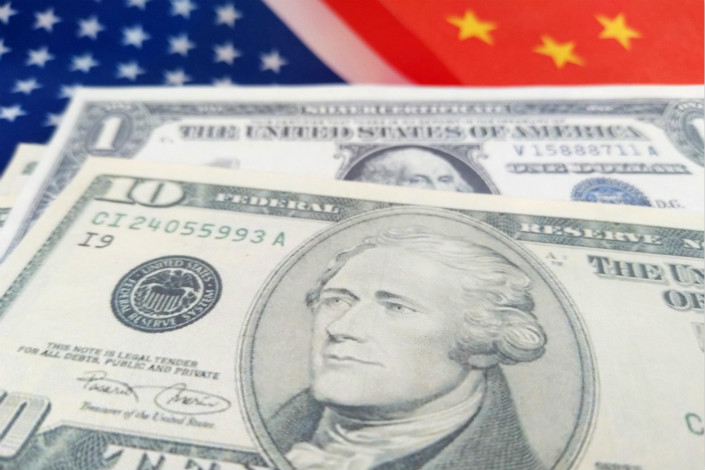 China added to its holdings of U.S. government bonds, bills and notes for the second straight month in March after a drop of $16.7 billion in January. Photo: VCG