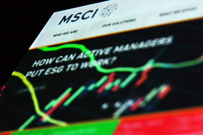 MSCI's emerging market indexes now include more than 230 Chinese mainland companies. Photo: IC