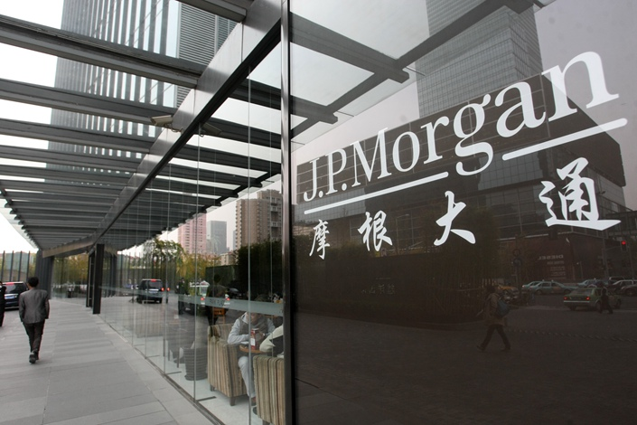 JPMorgan to Boost China Headcount as Country Opens Up - Caixin Global