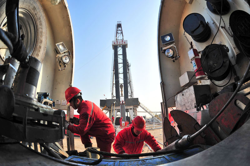 Sinopec Oilfield Service is China's largest oilfield service provider. Photo: VCG