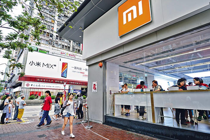Quick Take Xiaomi Shares Trade Weakly In Gray Market