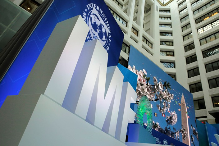 The International Monetary Fund predicts that the global economy will grow 3.9% in 2018 and 2019, unchanged from its April forecasts. Photo: VCG