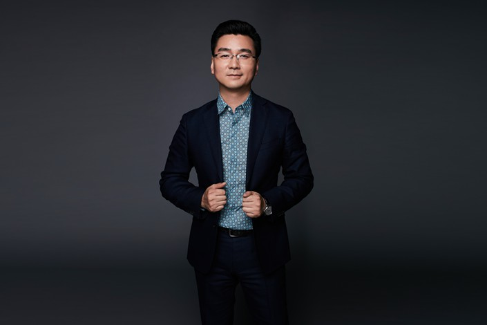 Unisound founder and CEO Huang Wei. Photo: Unisound