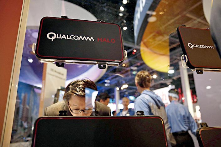 Qualcomm will have to pay NXP a $2 billion breakup fee. Photo: VCG