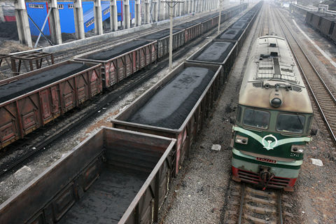 Rail Transport of Coal Grows at Slower Pace