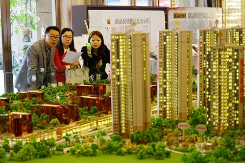 Shenzhen has among the most expensive housing prices in China. Photo: VCG