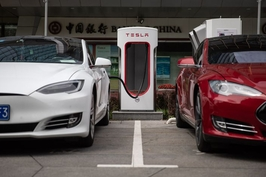In Depth: Tesla Charges Into China - Caixin Global