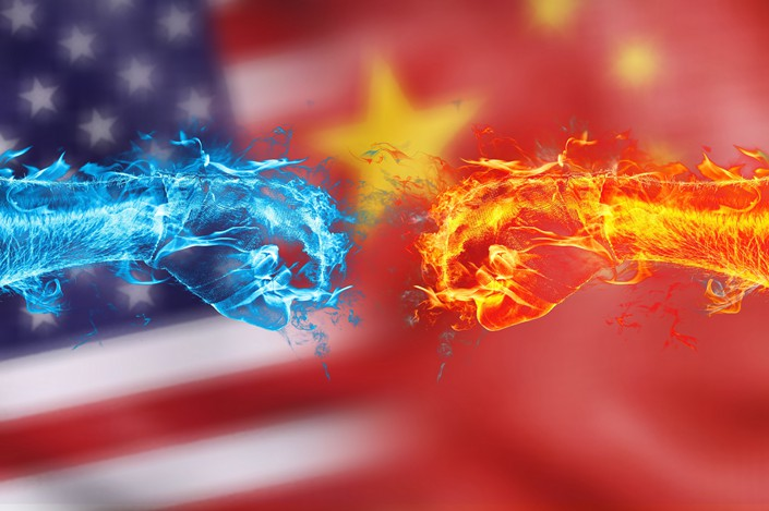 China would impose tariffs of 5% to 25% on 5,207 kinds of American imports if the U.S. were to follow through on its own recent threat of additional tariffs. Photo: VCG