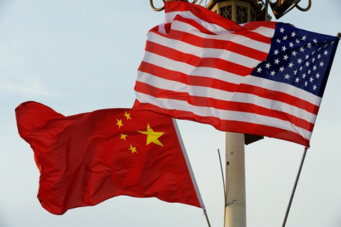 China and U.S. are set to resume trade talks Wednesday. Photo: VCG