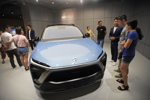 Filing for U.S. IPO, Nio Hopes to Become Tesla of China