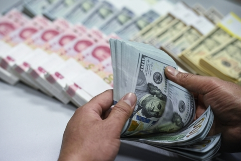 Analysts expected foreign investment in China's bond market to continue growing. Photo: VCG