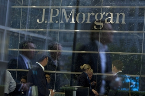 JPMorgan set up its first China venture in 2004. Photo: VCG