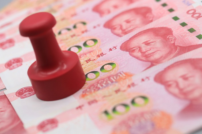 At least 165 P2P platforms had difficulties meeting cash withdrawal demands, saw their owners abscond with investor funds or were investigated by police in July. Photo: VCG