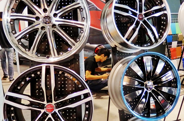 New duties on Chinese steel wheel imports come amid ongoing trade tensions between Washington and Beijing. Photo: IC