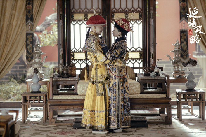 "China's top online video streamer, iQiyi, has licensed ""The Story of Yanxi Palace"" to more than 70 markets. Photo: IC"