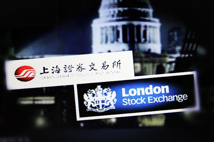 The Shanghai-London Stock Connect program, which the Chinese and British governments have been considering for about three years, is part of China's effort to further open up its financial markets to foreign investors. Photo: IC