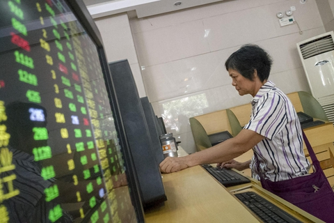 China's stocks extended a rally Monday after top officials moved to restore confidence. Photo: VCG