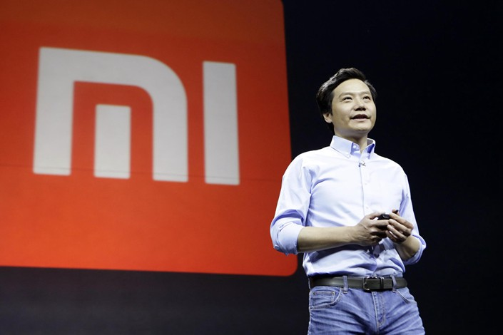 Lei Jun, founder and chairman of Xiaomi. Photo: VCG