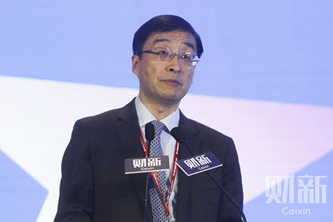 Liu Qiang. Photo: VCG