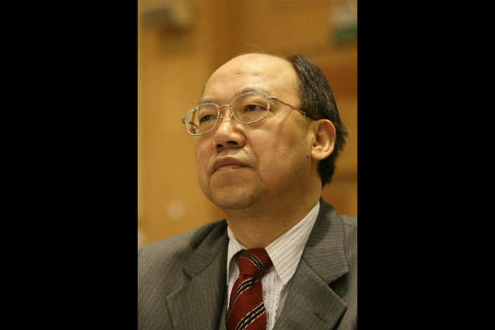 Qiao Tianming, former chairman of Sichuan-based liquor-maker Jiannanchun, has stood trial on charges including the embezzlement of 260 million yuan. Photo: VCG