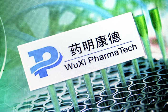WuXi AppTec reported its revenue grew about 20% in the first half of the year to $640 million. Photo: IC