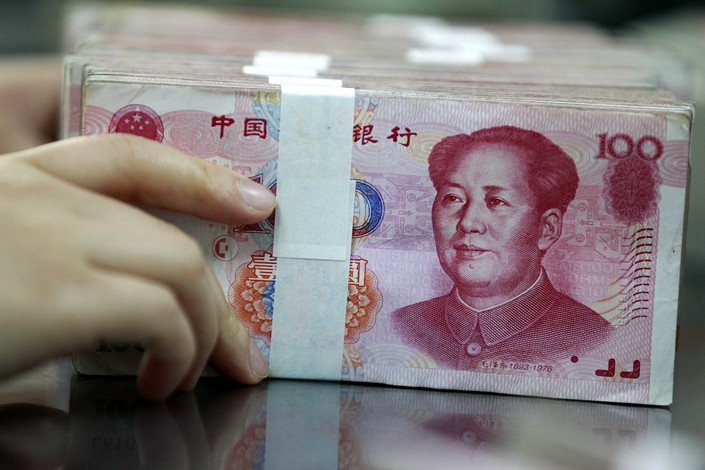 Premier Li Keqiang says that China has no intention of devaluing the yuan to counter U.S. tariffs. Photo: VCG