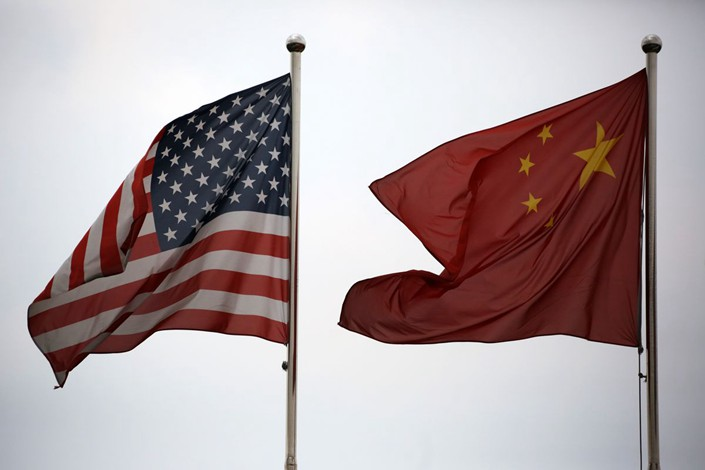 China's state-owned Xinhua News Agency and China Global Television Network will have to disclose their budgets, ownership structures once they register as foreign agents. Photo: Bloomberg