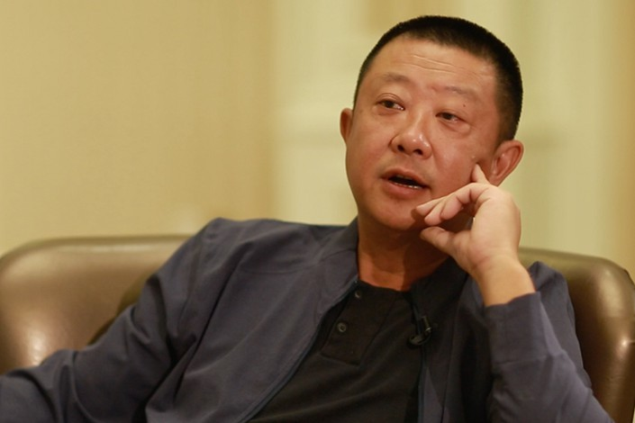 Zhang Yong, co-founder and chairman of Haidilao. Photo: Caixin