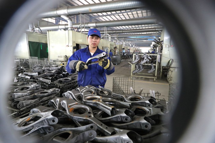 Jifeng has promised to keep Grammer, a German car-interiors maker, independent after its takeover. Photo: VCG