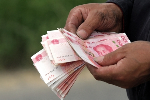 The State Council projected the fund would support 150,000 new loans a year to small enterprises. Photo: VCG