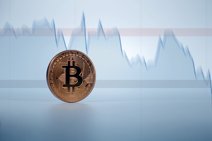 Recent fluctuations in the price of cryptocurrency Tether have been due to an investor sell-off triggered by weakening market sentiment. Photo: VCG