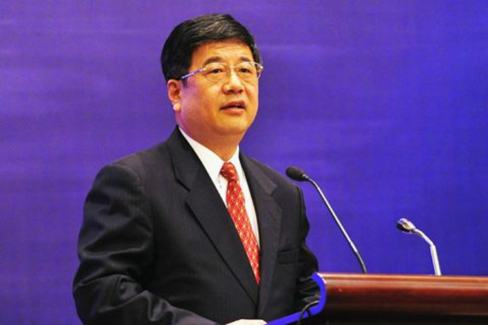 File photo of Zheng Xiaosong. Photo: VCG
