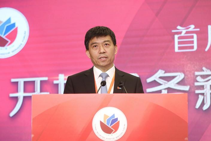 Xu Ming. Photo: VCG