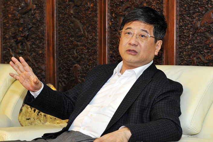 Zheng Xiaosong, director of the Chinese central government's liaison office to the Macau special administrative region. Photo: VCG