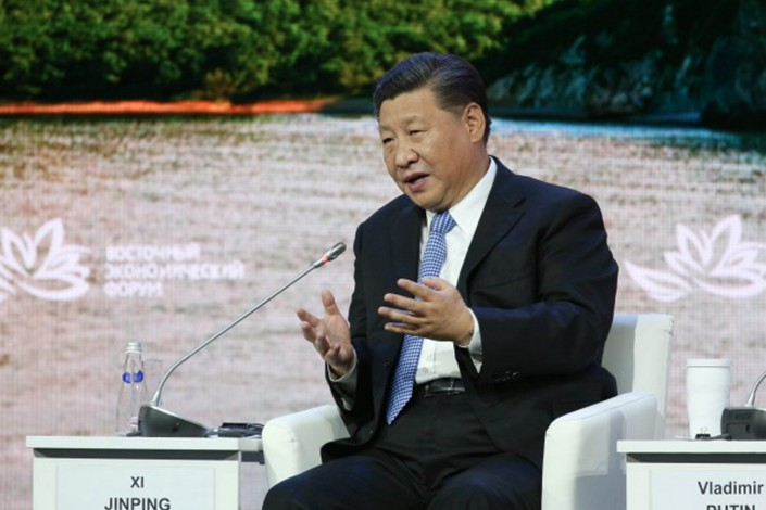 President Xi Jinping has promised
