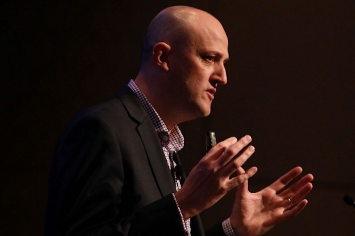Mike Burgess, director general of the Australian Signals Directorate, says the stakes in 5G