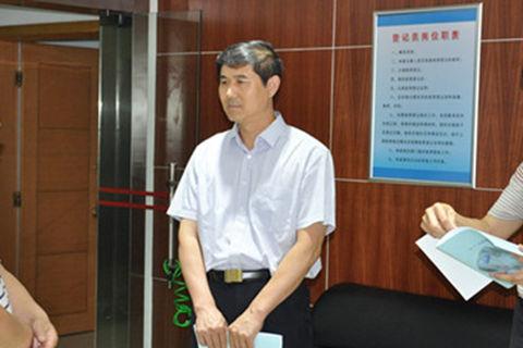 Feng Lizhi. Photo:VCG
