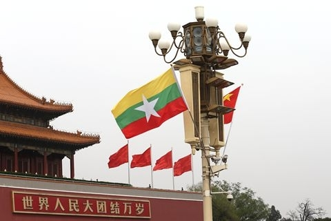 China, Myanmar Move Ahead With Sea Port Project