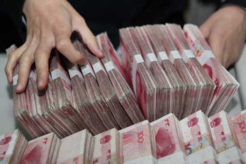 As of the end of June, 109 Chinese companies signed agreements on debt-for-equity swaps worth more than 1.7 trillion yuan. Photo: VCG