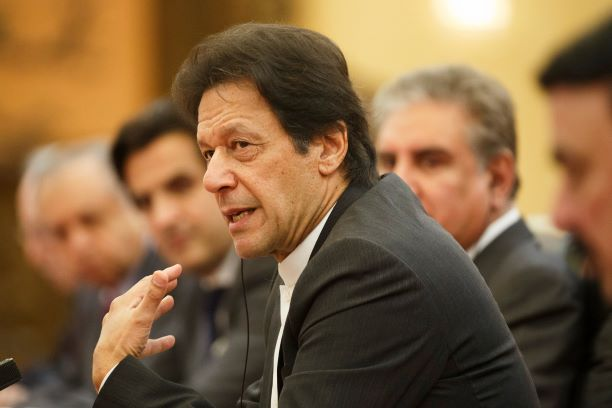 Prime Minister Imran Khan. Photo: VCG