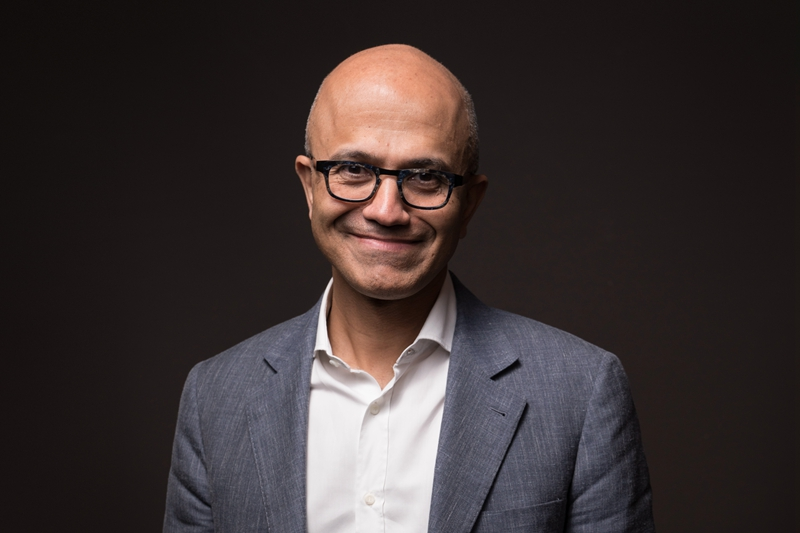 Satya Nadella. Photo: Caixin