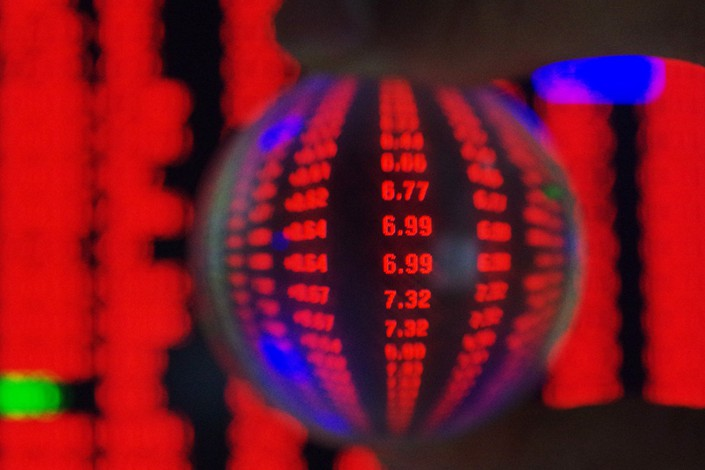 During the 2015 market crash, Chinese regulators blamed domestic and foreign short-sellers using stock-index futures for worsening the market decline. Photo: VCG