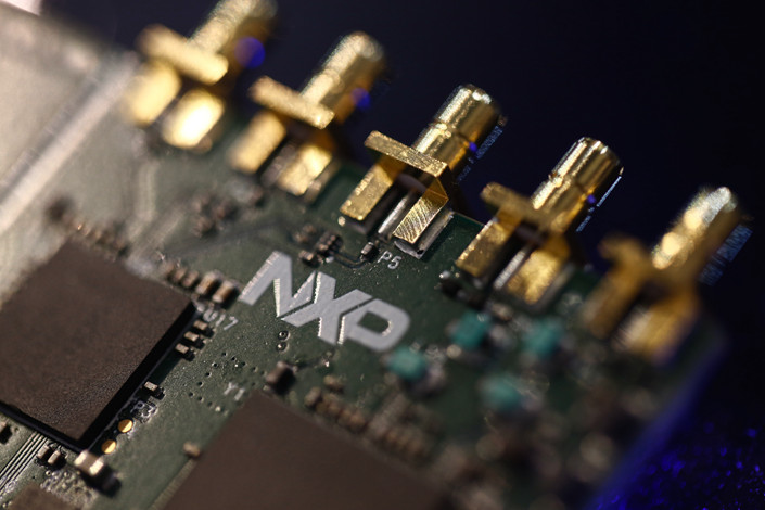 Qualcomm scrapped its proposed $44 billion bid for rival chip-maker NXP in July. Photo: Bloomberg