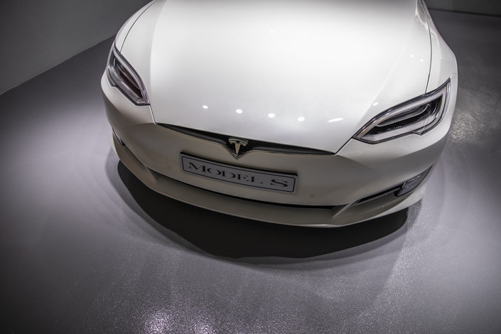 Tesla's first overseas plant will help the electric-car maker avoid some of the risks involved with importing vehicles, such as higher tariffs caused by the trade tensions between China and the U.S. Photo: Bloomberg